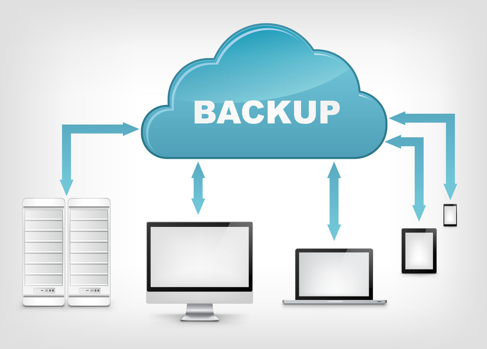 Ideal's Data Backup Options Serve as Added Insurance for Your Business TwitterFacebookGoogle+LinkedIn