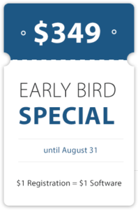 Ideal User Conference Early Bird